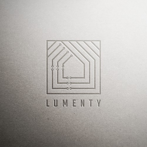Logo for Lumenty