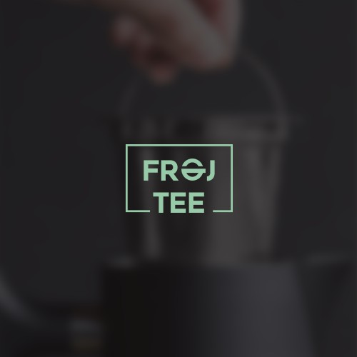 Tea Shop & Bar Logo Design