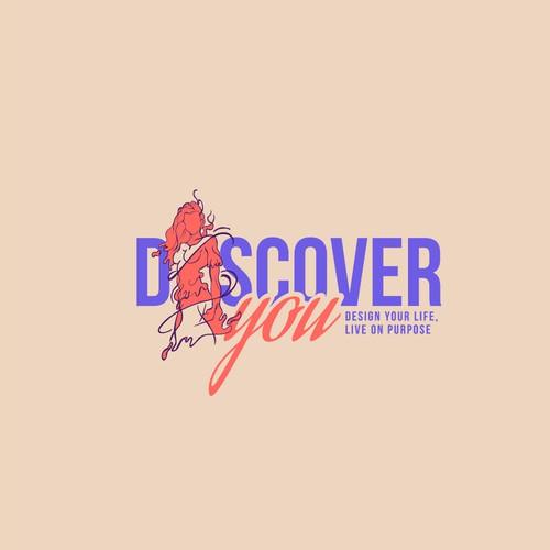 Discover You Logo Option 02