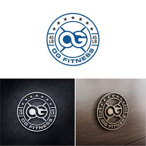 OG Fitness Logo