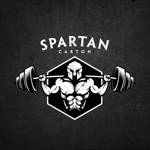 Logo Concept for Spartan Carton