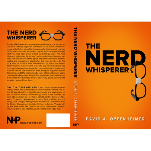 The Nerd Whisperer by David A. Oppenheimer