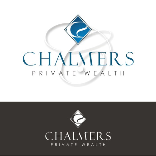 Logo for new investment advice business