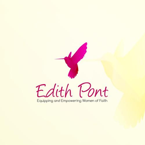 Pink Hummingbird Logo