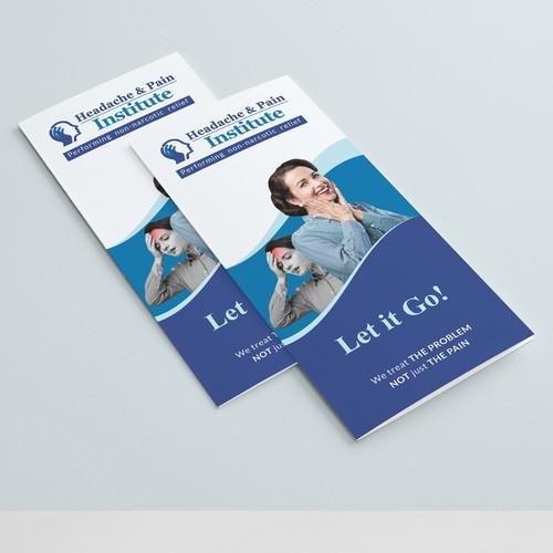 Let it Go! Trifold Brochure