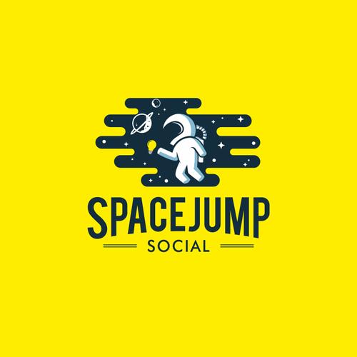Fun logo for nifty social media company