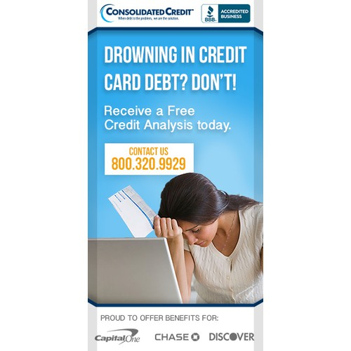 Banner for Consolidated Credit