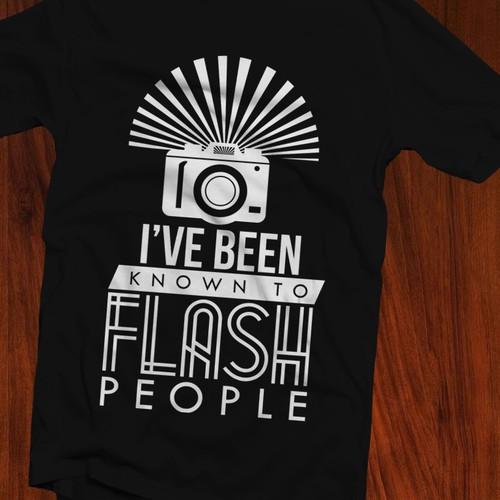 Kick @ss Photography T-Shirt