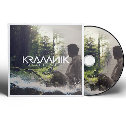 ALBUM COVER (acid-jazz, chilled electronic) for Kramnik OPEN TO ALLDESIGNERS!!