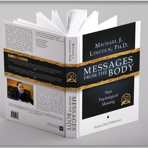Message from the body book cover