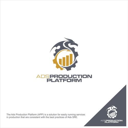 ADS PRODUCTION PLATFORM logo