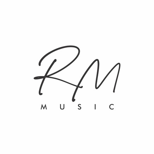 Minimalist & Sophisticated Logo for Music Composer