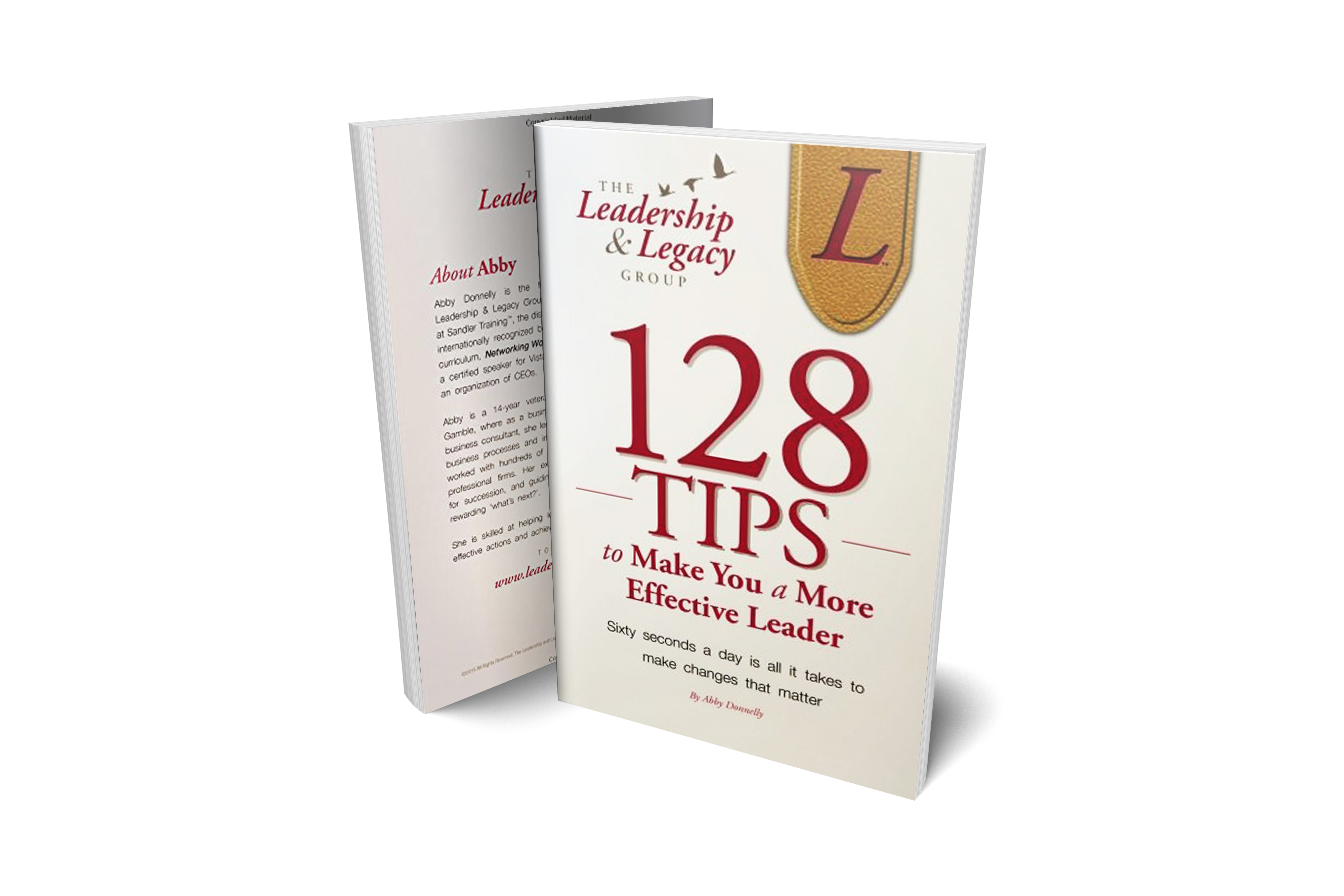 Need updated template for Leadership Tips