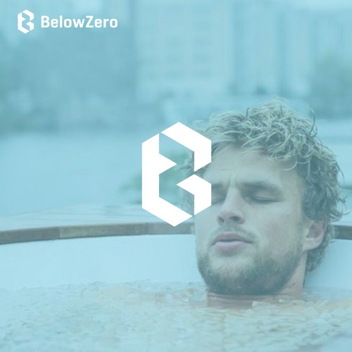 Logo for Below Zero ice bath