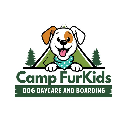 Logo for Dogs Camp