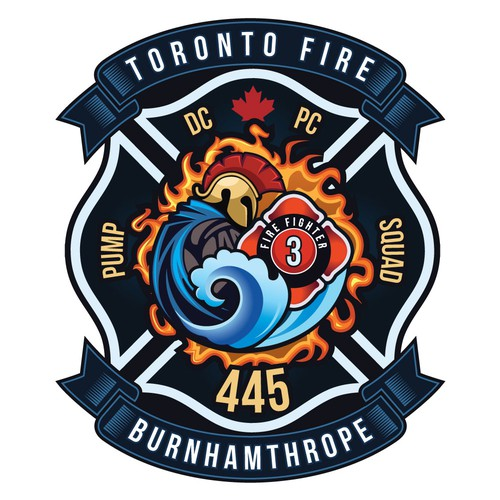 Logo for Toronto Fire