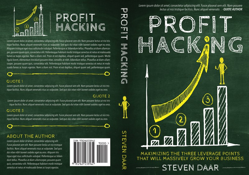 Guaranteed Contest: 'Profit Hacking' - Need A Book Cover That's Will Sell Books