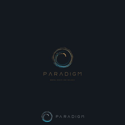 Logo design for Paradigm