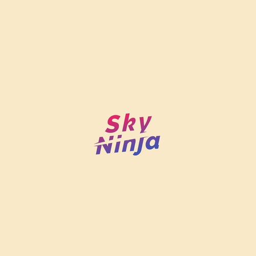 Sky Ninja Logo
