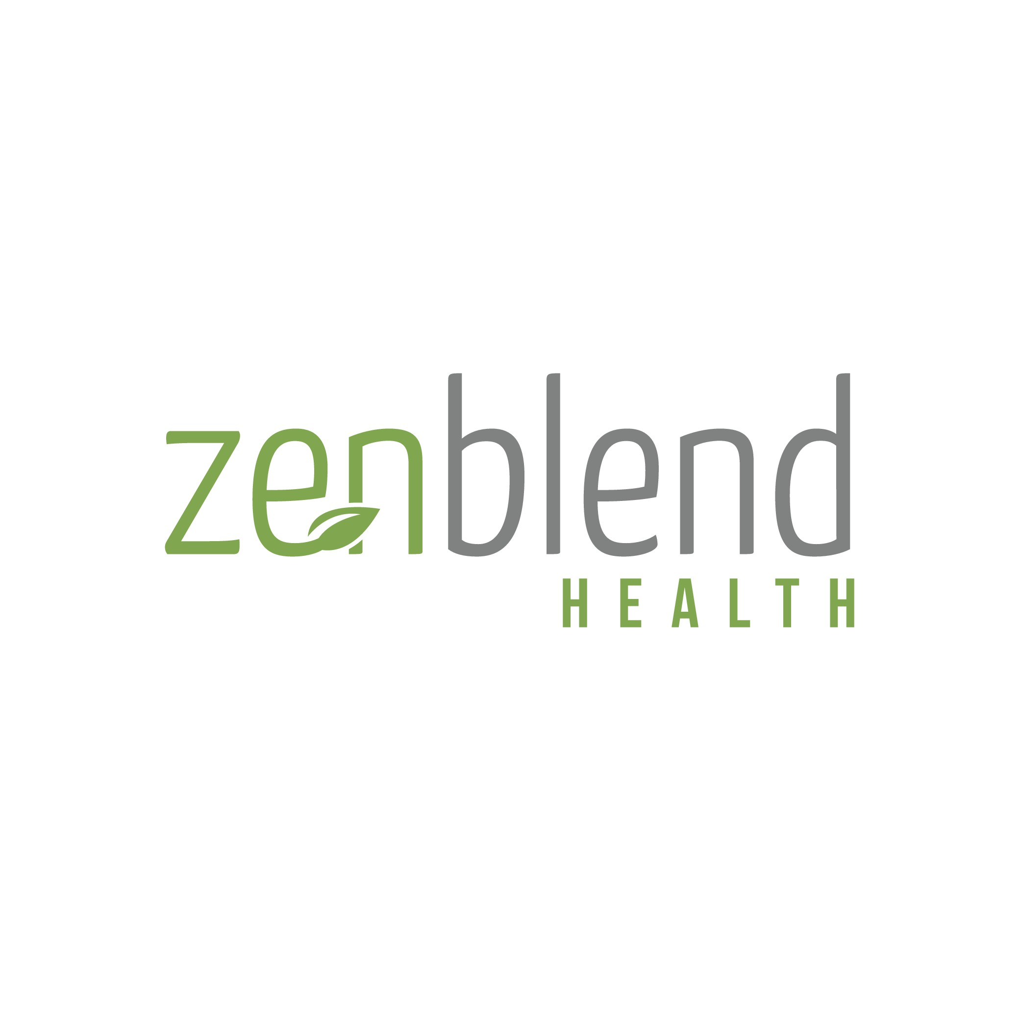 zenblend health logo: be a part of our exciting wellbeing movement !!!