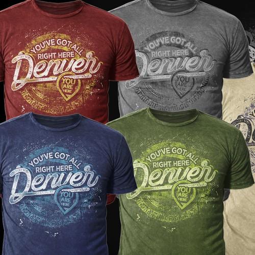 Denver.com Tee