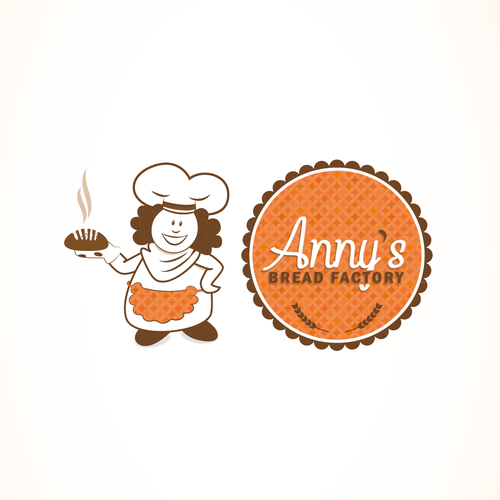 New logo wanted for Anny's Bread Factory