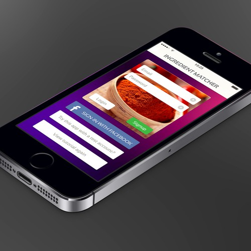 Food App UI