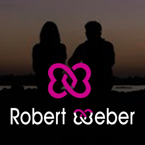 custom logo design for Robert Weber