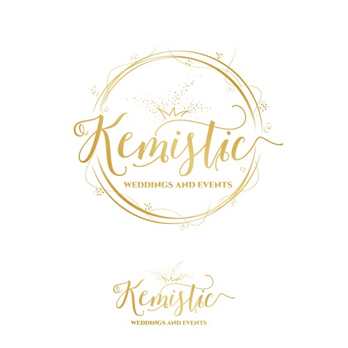 Logo for wedding industry