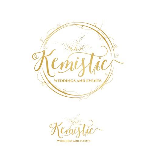 Logo for wedding industry