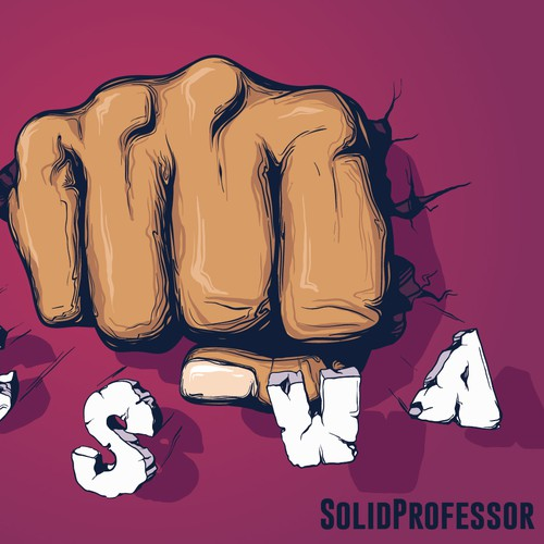 Sticker for SolidProfessor