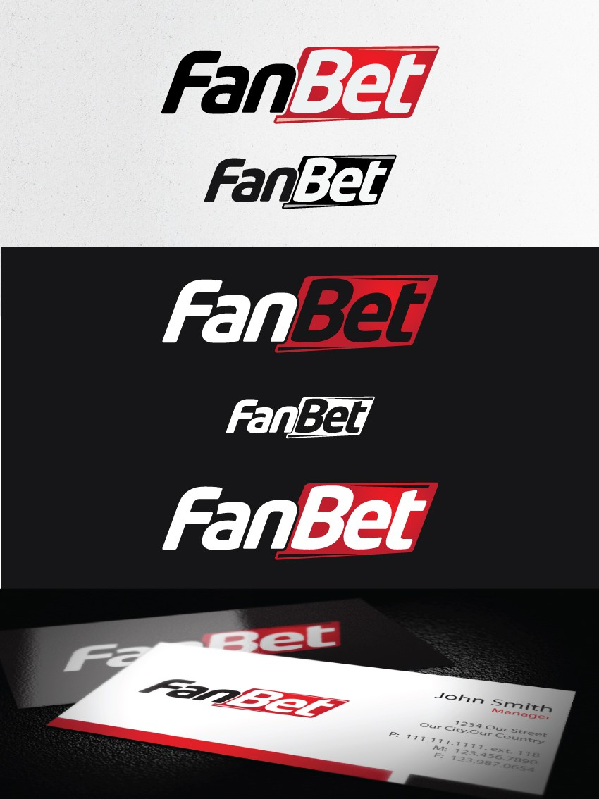 Create the next logo for FanBet