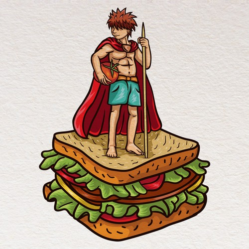 Lord Of The Sandwich