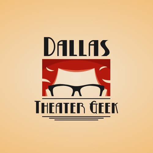 Help Dallas Theatre Geek with a new logo