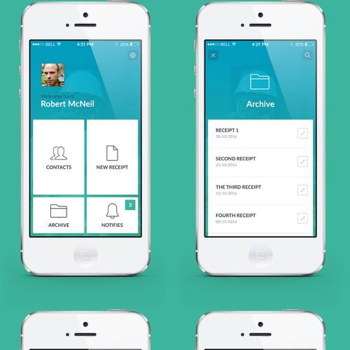 Mindhopper app concept