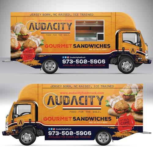 AUDACITY Gourmet Sandwich Truck