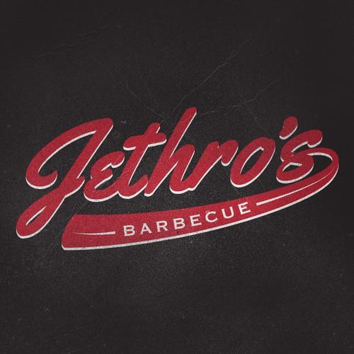 Jethro's BBQ logo