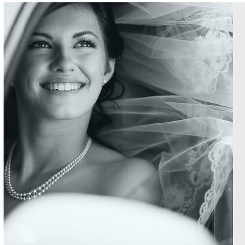 Wedding Jewelry Website Design