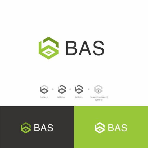 BAS Concept Logo