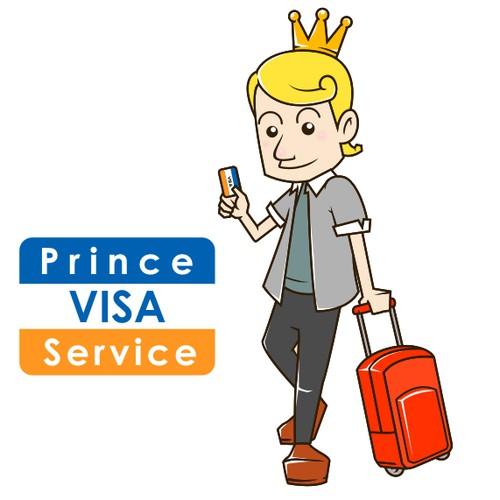 illustration for Prince Visa Service