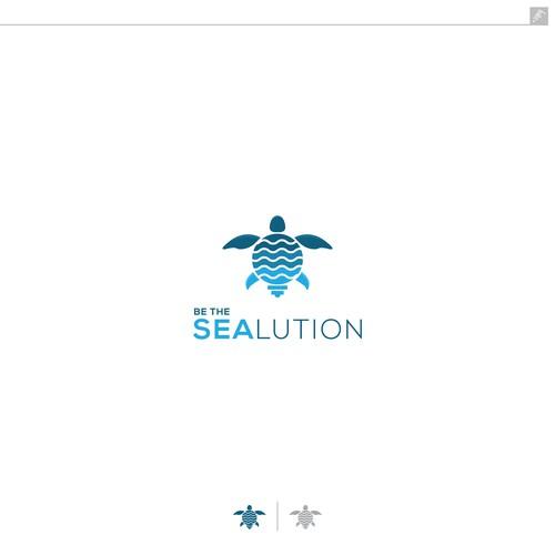 Be The Sealution Logo