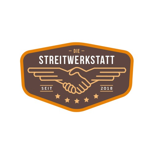 Logo-Entwurf Streitwerkstatt