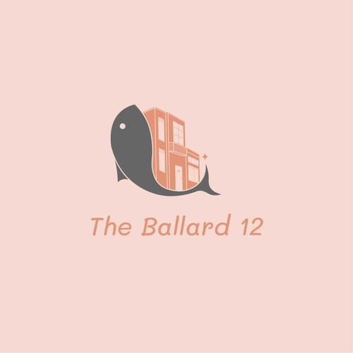 Logo concept for the Ballard 12