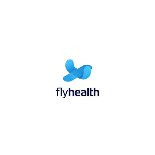 Logo proposal for a global healthcare startup.