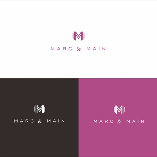 logo for marc & main retail home funishing