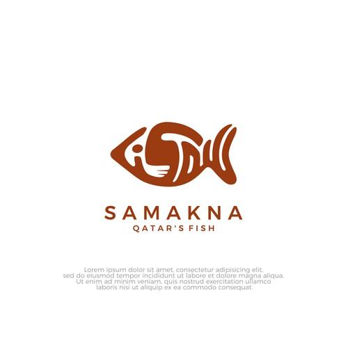 logo concept for samakna