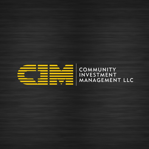 Create the next logo and business card for Community Investment Management LLC