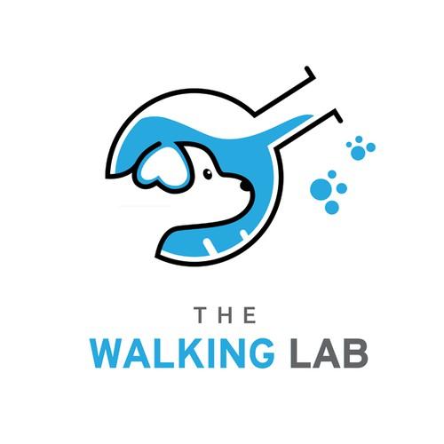 LOGO WALKING LAB