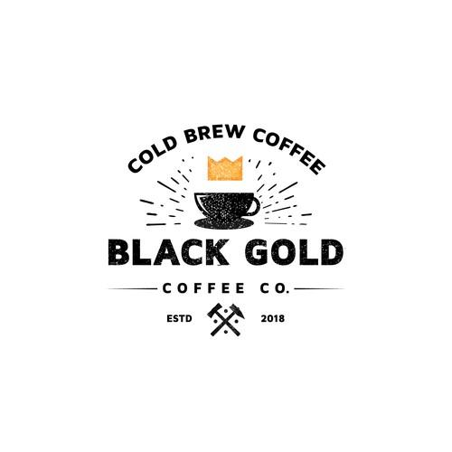 Black gold coffee co