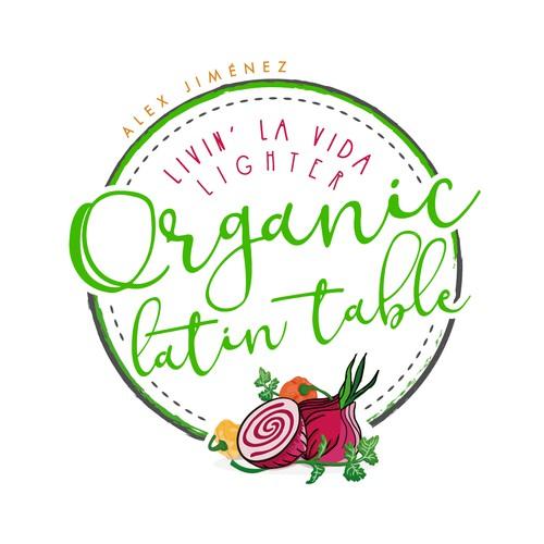 Logo   Organic Latin Table